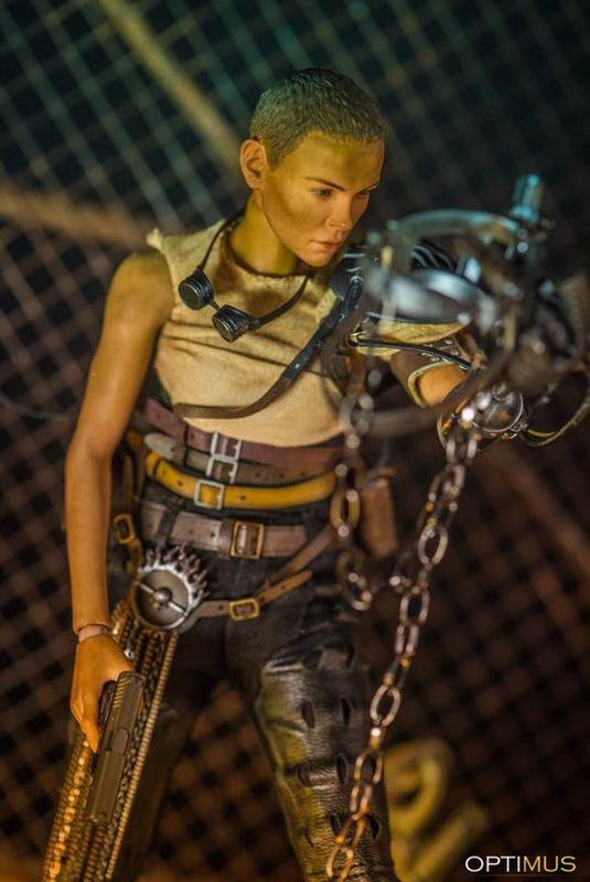 VTS Toys 1/6 Wasteland Ranger - Furiosa (Do Venders Have an Out?; UPDATED: 5/18/18) 52360a10