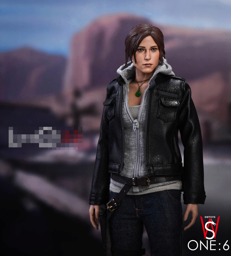 Videogame - NEW PRODUCT: [SW-FS015] SW Toys Croft 2.0 1:6 Female Action Figure Boxed Set 5_008910