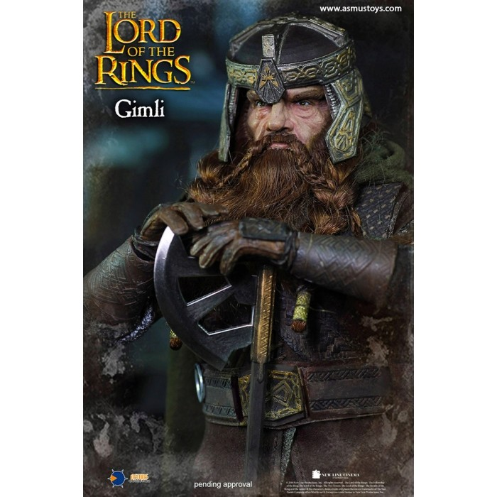 asmus - NEW PRODUCT: Asmus Toys The Lord of the Rings Series: Gimli (LOTR018) 611