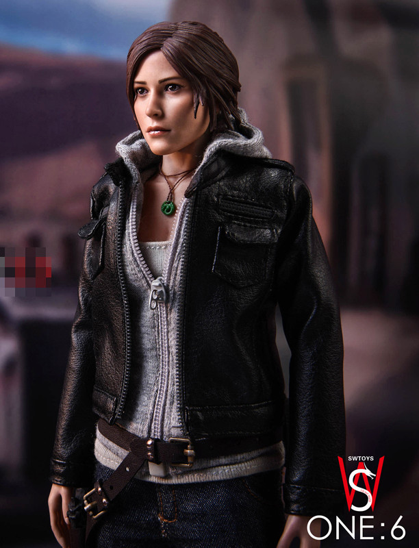 Videogame - NEW PRODUCT: [SW-FS015] SW Toys Croft 2.0 1:6 Female Action Figure Boxed Set 6s_36910