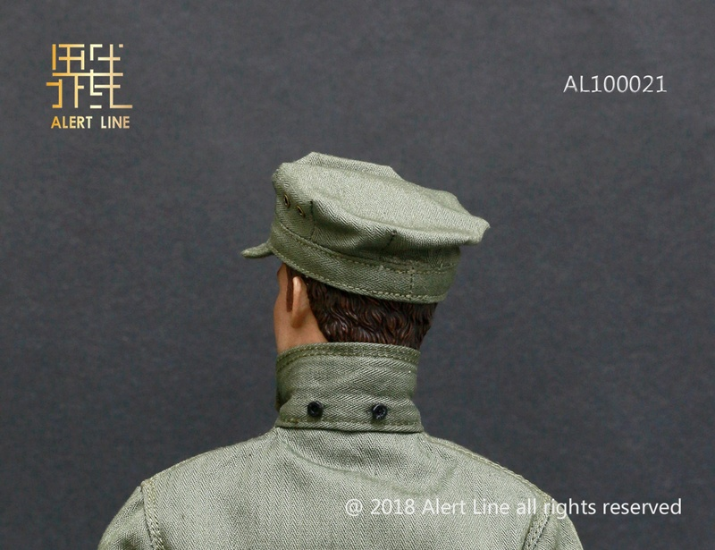 modern - NEW PRODUCT: Alert Line : 1/6 WWII US Marine Corps Browning Automatic Rifle (BAR) Gunner Set 718
