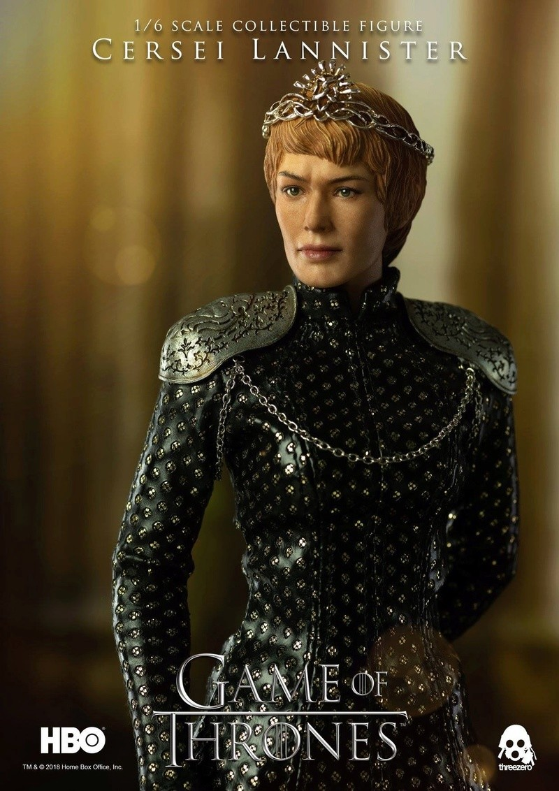 CerseiLannister - NEW PRODUCT: THREEZERO GAME OF THRONES 1/6 CERSEI LANNISTER 7e454d10