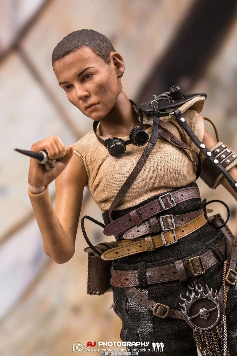 VTS Toys 1/6 Wasteland Ranger - Furiosa (Do Venders Have an Out?; UPDATED: 5/18/18) 7e84b610
