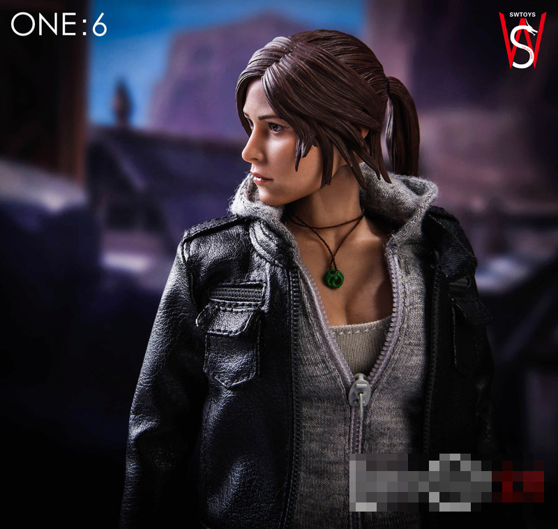 Videogame - NEW PRODUCT: [SW-FS015] SW Toys Croft 2.0 1:6 Female Action Figure Boxed Set 8_680510