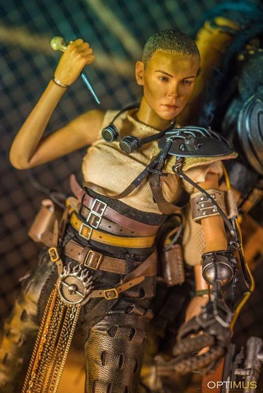 VTS Toys 1/6 Wasteland Ranger - Furiosa (Do Venders Have an Out?; UPDATED: 5/18/18) 92d5fe10