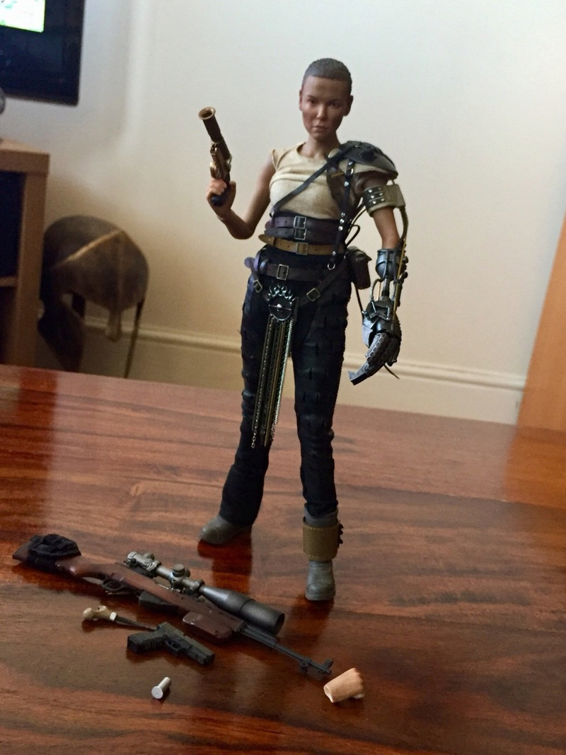 VTS Toys 1/6 Wasteland Ranger - Furiosa (Do Venders Have an Out?; UPDATED: 5/18/18) 931