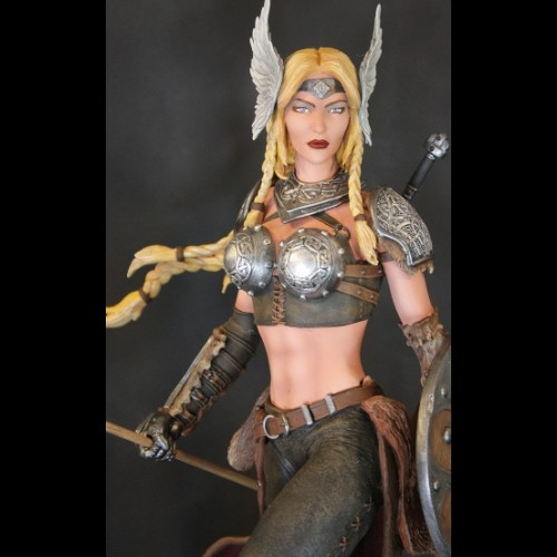 NEW PRODUCT: TBLeague Skarah, The Valkyrie 1/6 Scale Action Figure (PL2018-116) Arh_va10