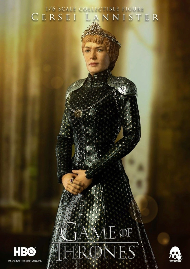 CerseiLannister - NEW PRODUCT: THREEZERO GAME OF THRONES 1/6 CERSEI LANNISTER B25e6710