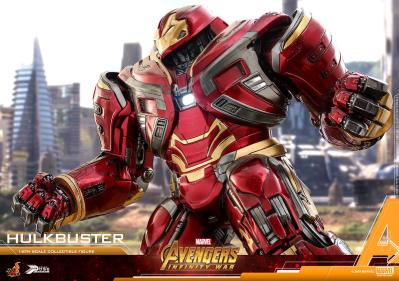 hottoys - NEW PRODUCT: Hot Toys Marvel Avengers: Infinity War Power Pose Hulkbuster 2.0 Hot_to31
