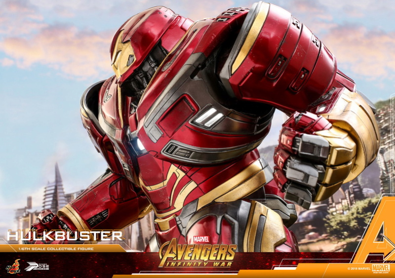 hottoys - NEW PRODUCT: Hot Toys Marvel Avengers: Infinity War Power Pose Hulkbuster 2.0 Hot_to32
