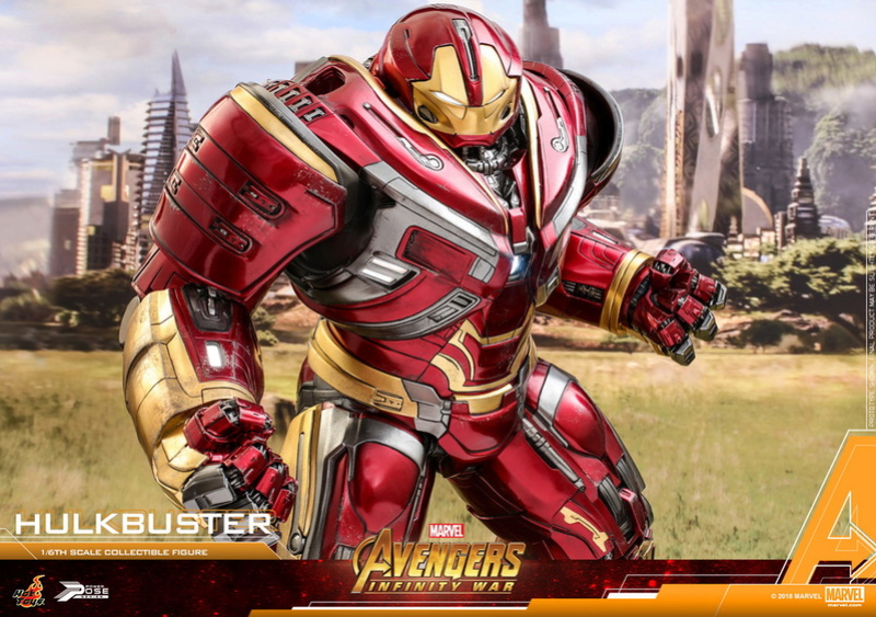 hottoys - NEW PRODUCT: Hot Toys Marvel Avengers: Infinity War Power Pose Hulkbuster 2.0 Hot_to35