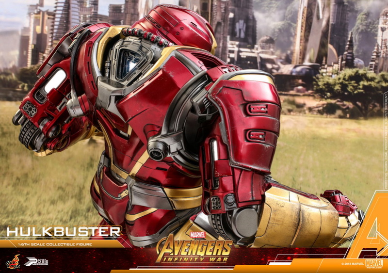 hottoys - NEW PRODUCT: Hot Toys Marvel Avengers: Infinity War Power Pose Hulkbuster 2.0 Hot_to37