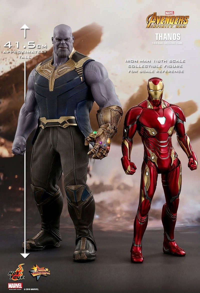 thanos - NEW PRODUCT: Hot Toys Avengers: Infinity War Thanos Pd152210