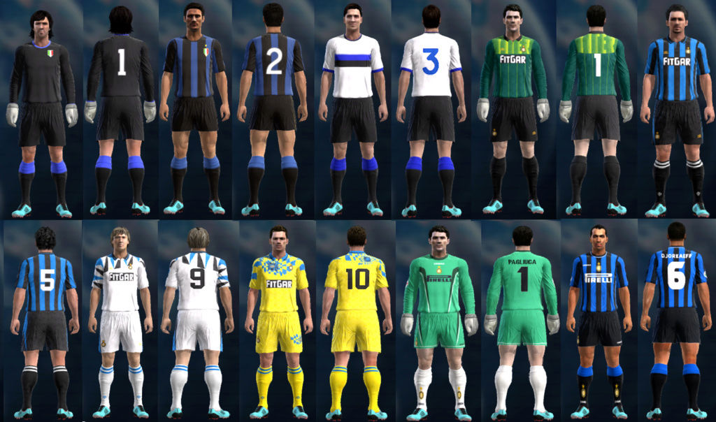 CLASSIC KITS (SHARE)  - Page 2 125