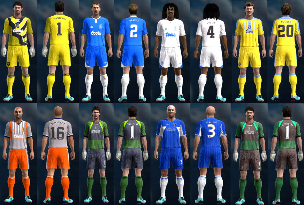 CLASSIC KITS (SHARE)  - Page 2 131