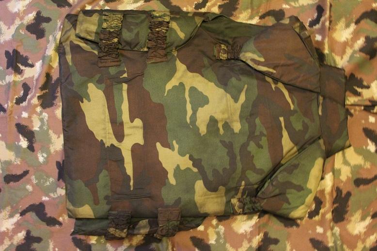 Italian San Marco Desert Camo Flak Vest 211