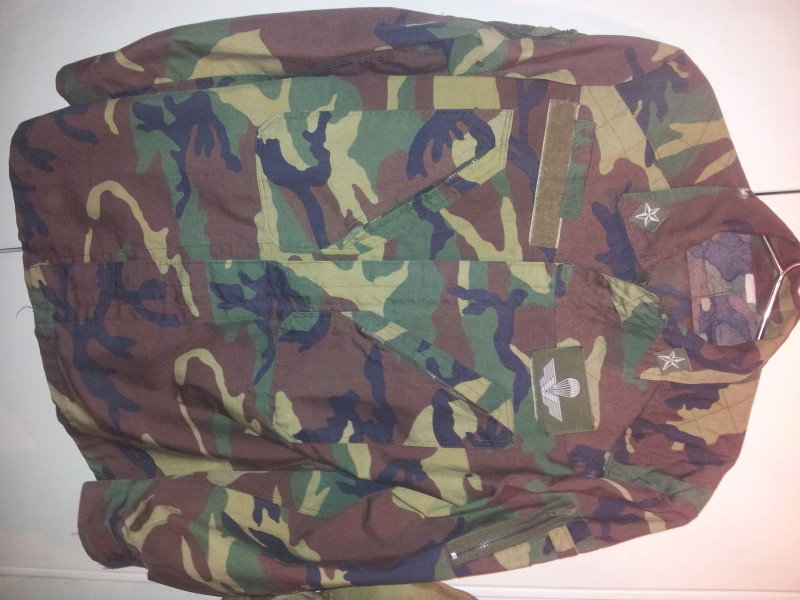 Question about italian woodland camo 33oqvq10