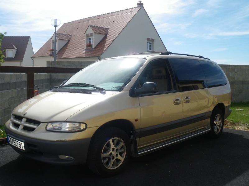 phares us et europe GV  2000 3.3 V6 Imgp1310
