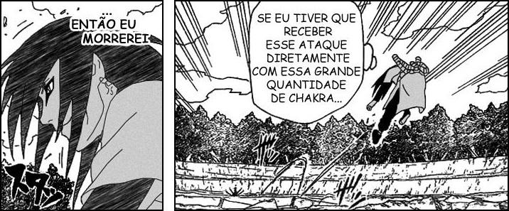 Orochimaru vs Gai 0210