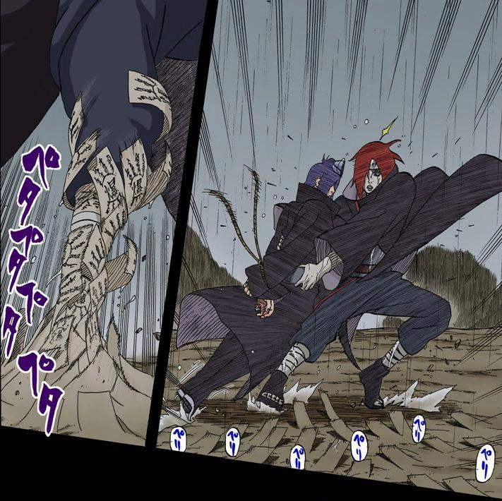 Itachi e Nagato vs 5 Kages - Página 6 07910