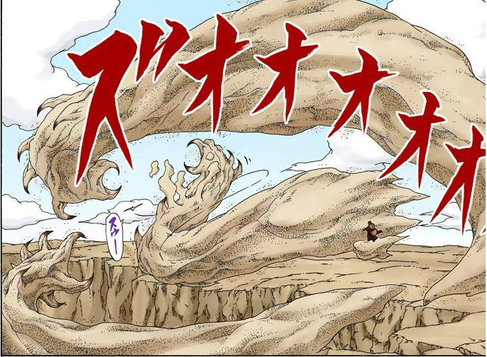 Gaara (Início do Shippuden) vs. Sasuke (Hebi) 08110