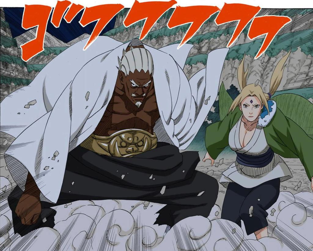 Um monstro chamado Katsuyu 111-1111