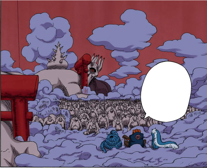 Um monstro chamado Katsuyu 11711