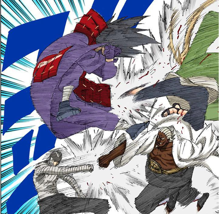Kakashi Hokage Vs. Tsunade  - Página 2 13110