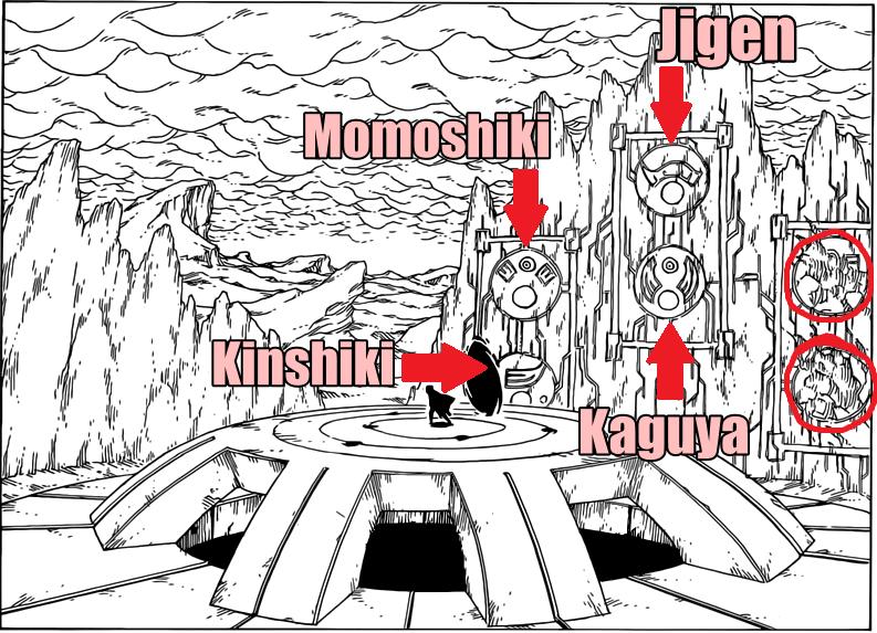 Os pares de Ootsutsuki (Boruto Cap 35) 1410