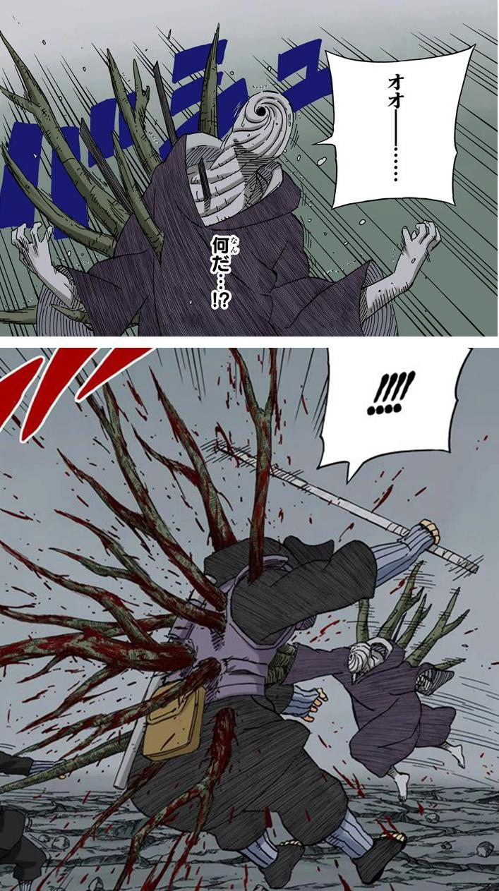 Sasuke vs Hashirama e Madara  - Página 3 14110
