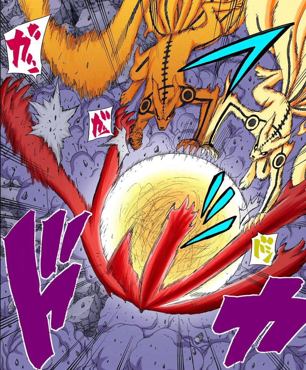 Sasuke vs Minato 14210