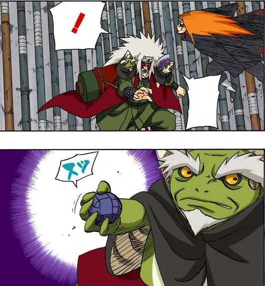 Jiraiya vs Gai - Página 2 14610