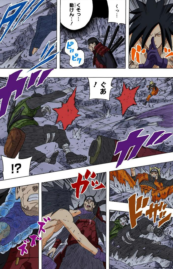 Sasuke vs Hashirama e Madara  - Página 3 17611