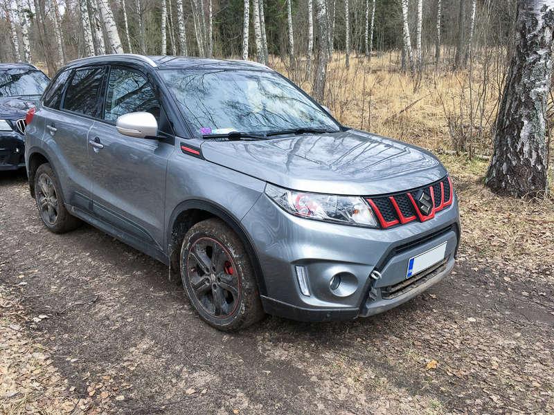 Vitara S from Finland Vitara12