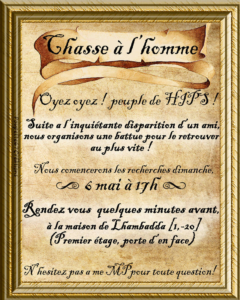Chasse a l'homme (avril 2018) Chasse10