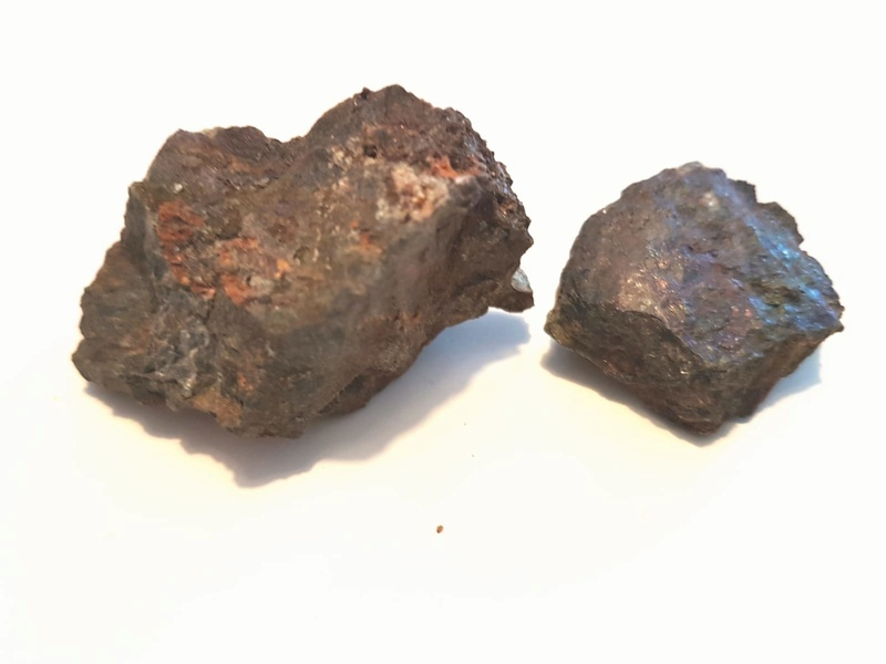 Mineral de la mina Victoria - La Viñuela (Málaga) Img_0510