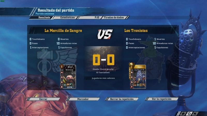 Open Minotauro Primavera 2018 - Retos e Informes de partidos 0-010