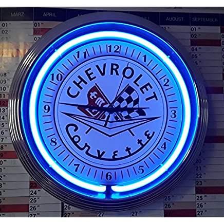 Horloge Corvette 613yos10