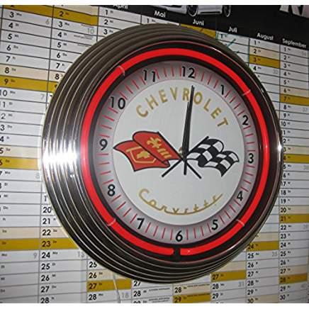 Horloge Corvette 61tjcd10
