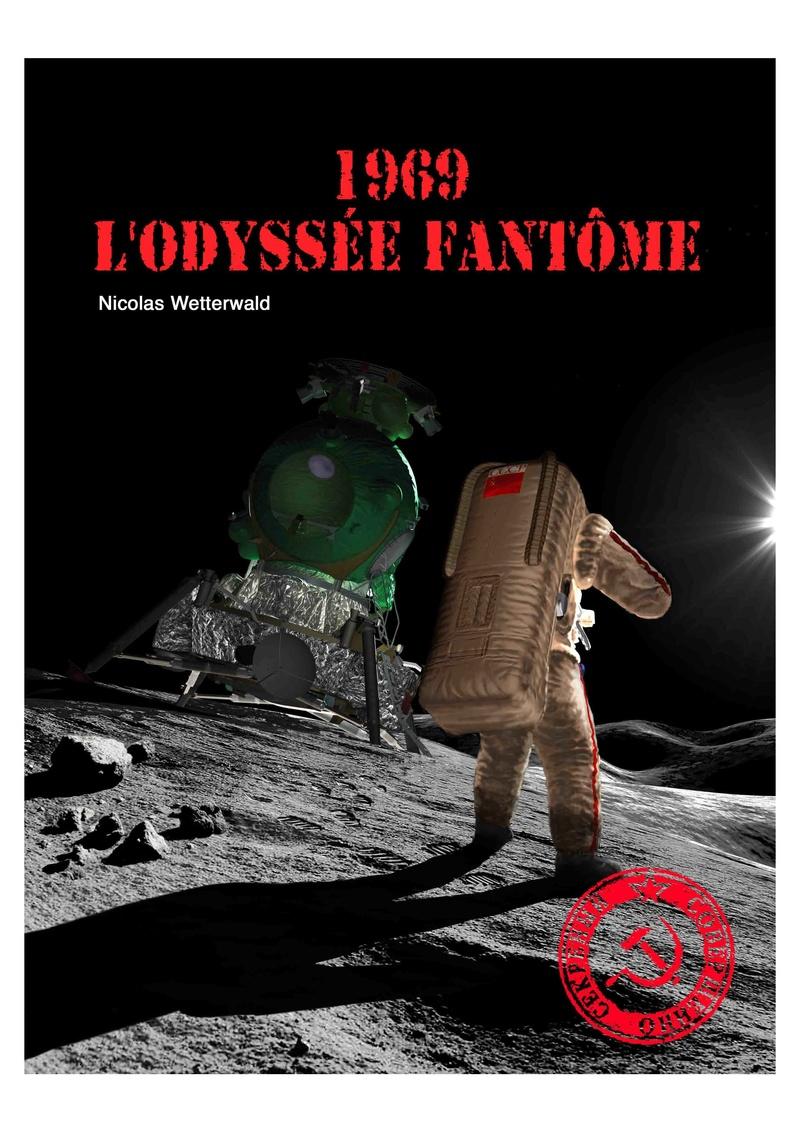 1969, L'Odyssée Fantôme Couver12