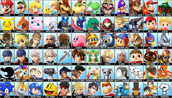 Notons nos rosters Roster11