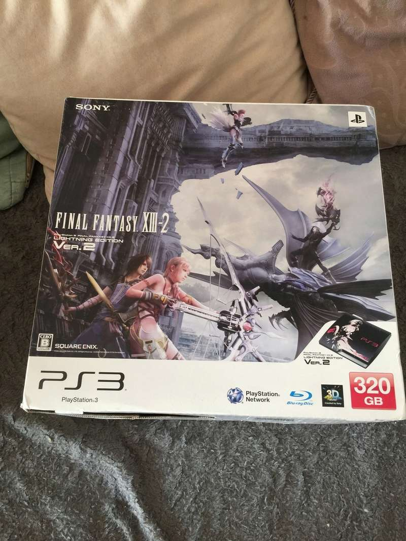 [EST] Console ps3 final fantasy 13-2 Img_2412