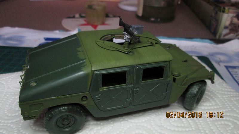 HMMWV M1025 - PROJET EN COURS Img_0020