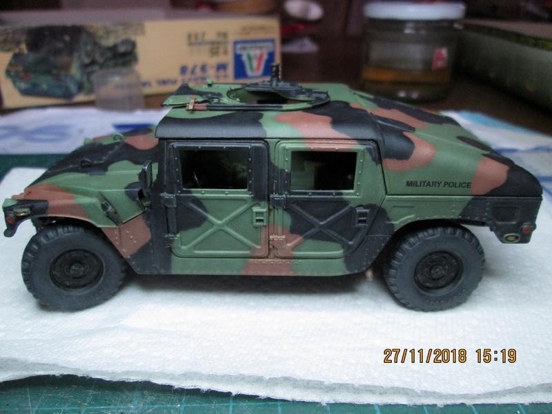 HMMWV M1025 - PROJET EN COURS Img_0031