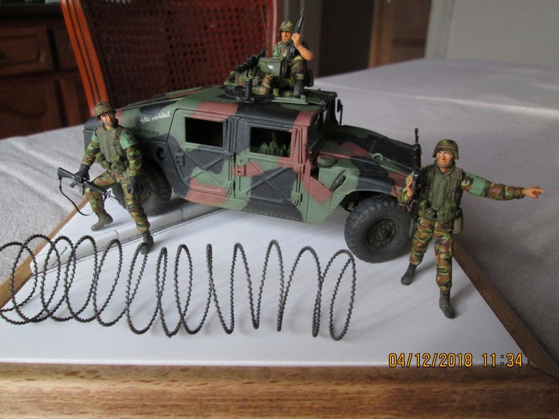 HMMWV M1025 - PROJET EN COURS - Page 2 Img_0036