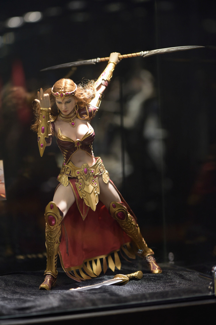display - Shanghai Wonder Show Pics of the New Phicen/TBLeague Figures!   02415810