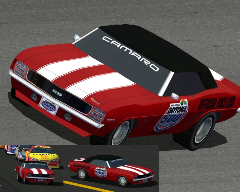 Pace Car Templates Cc48_110