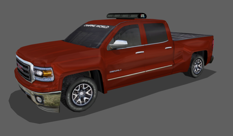 Pace Car Templates Gmc_pt10