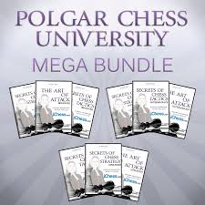 Polgar Chess University Advanced Bundle 15235210