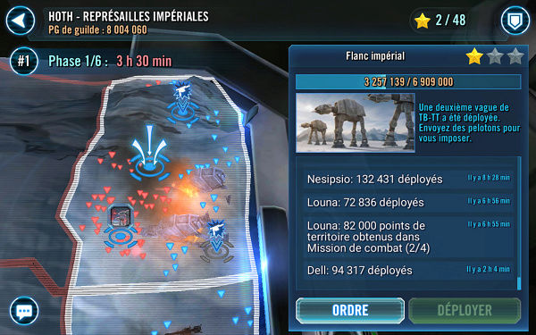 Comment fonctionne la Bataille de territoire Hoth? Screen22